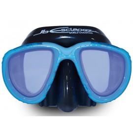 Mask Esclapez E.Visio 1 Camo Blue