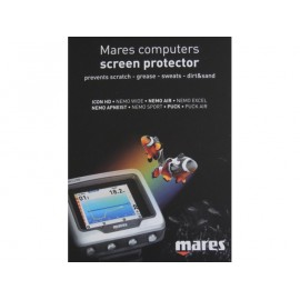 Mares Screen Protection