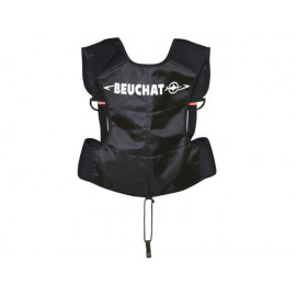 Beuchat Quick Release Harness Black