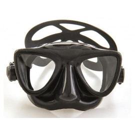Mask C4 Plasma Black