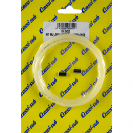 Kit Cressi Monoline 1,4 mm.+ sleeves