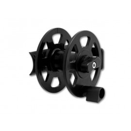 Horizontal reel Imersion equiped with brake.